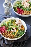 Happiness Salad Bowl van EetPaleo