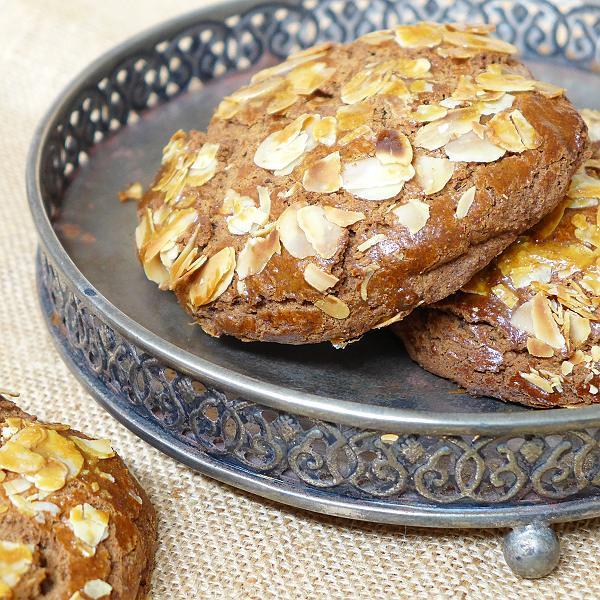 Paleo Glutenvrije Gevulde Speculaas (koeken)